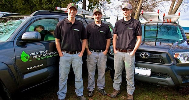 our staff for pest control burnaby