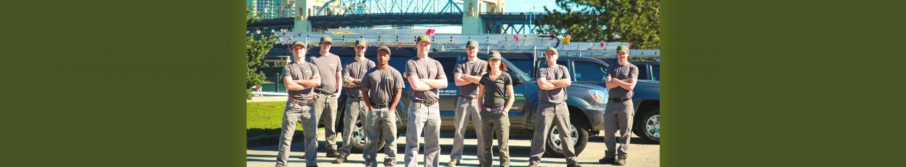 Westside Pest Control Staff
