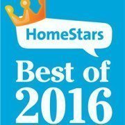 Best of 2016 HomeStars Award - Pest Control Metro Vancouver, BC - Westside Pest Control