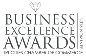Business Excellence Awards nominee