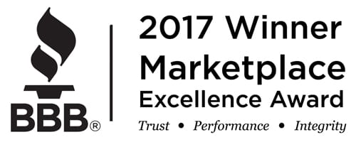 BBB Marketplace Excellence Award - Westside Pest Control