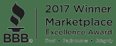 BBB Marketplace Excellence Award - Westside Pest Control