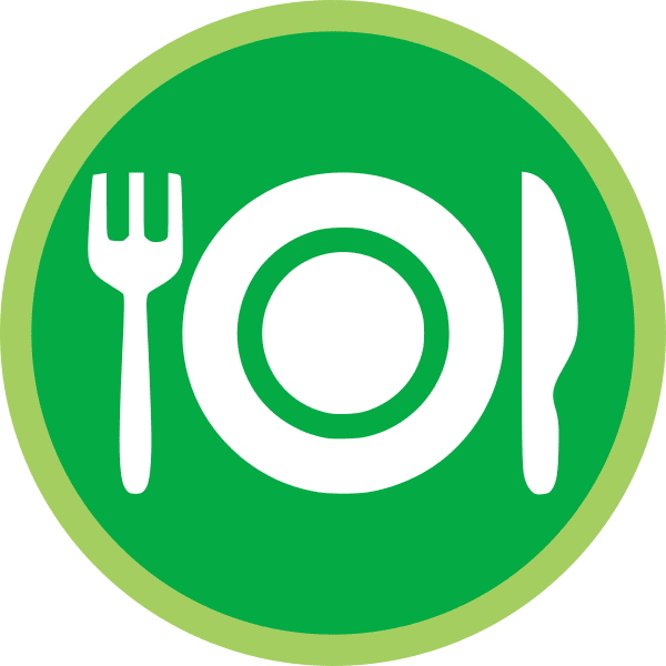 restaurant pest control icon