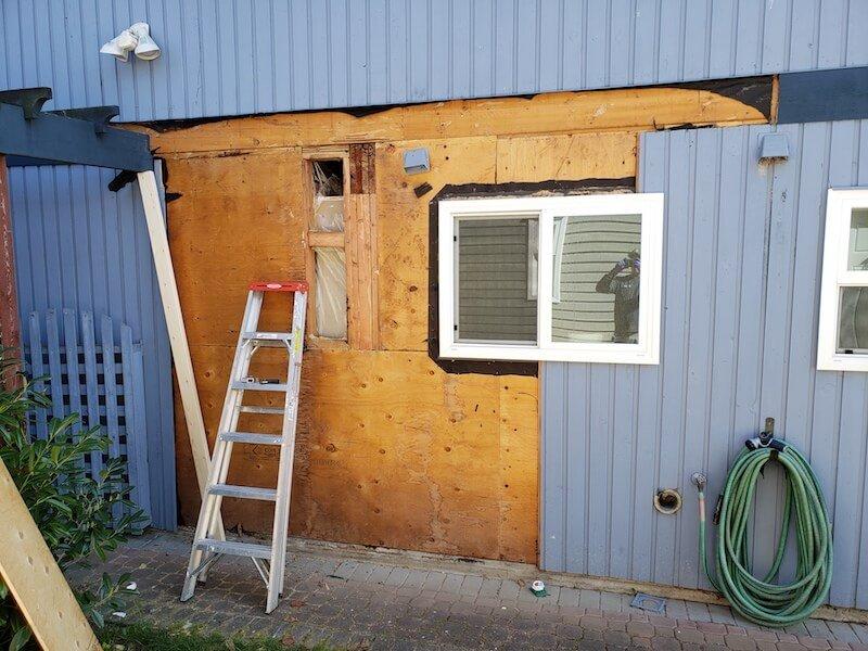 Carpenter Ant Control - Wood Structure Damage - Westside Pest Control