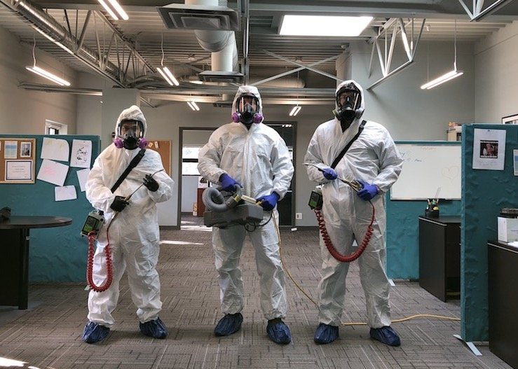 COIV19 Disinfectant Services Vancouver - Westside Pest Control