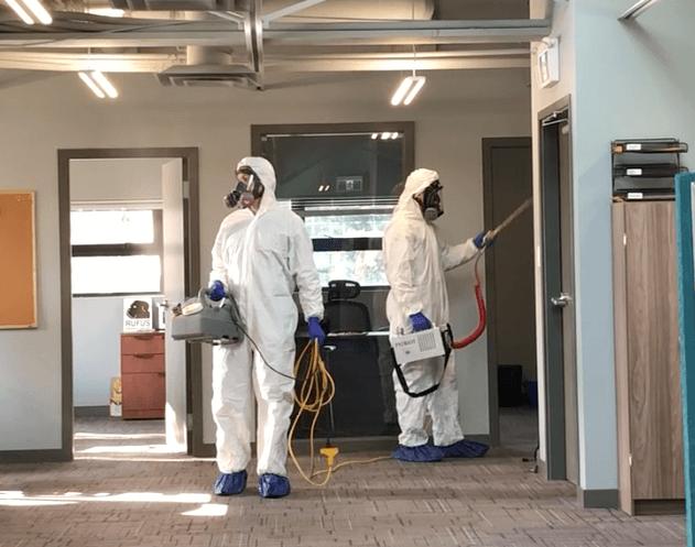 Coronavirus Cleanups Vancouver - Westside Pest Control