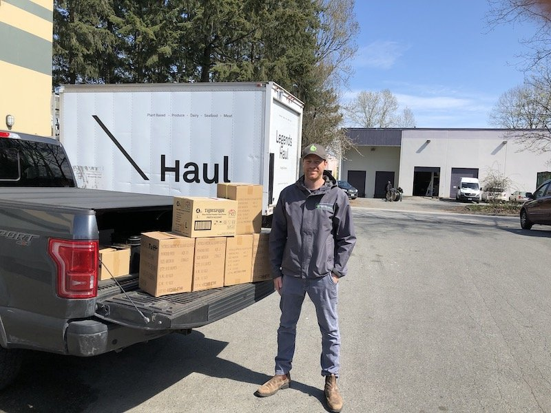 Westside Donates 6000 disposable gloves to front line health care